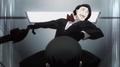 Furuta attacks Haise in Cochlea anime