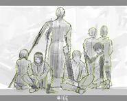 Zero Squad Illustration by Ishida Sui (29 march 2018)