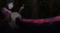 Kurona's detached kagune anime