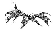 Renji's Kagune – Wings