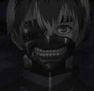 Maschera di Sasaki anime re