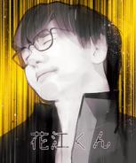 Ishida's illustration for Natsuki Hanae's birthday 2017