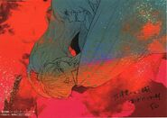 Eto and Haise Volume 5 bonus illustration