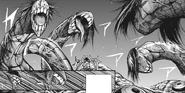 Ken vs Dragon's kagune