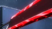 Chi Sha's blade in anime