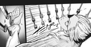 Mutsuki's knife skills- juggling
