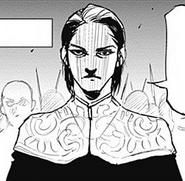 Tsuneyoshi da giovane