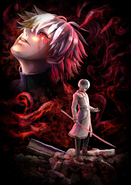 Tokyo Ghoul Re Call to Exist Poster (Cleaned)