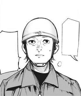 Touma Higemaru's uncle