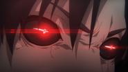 Urie's twin kakugan anime