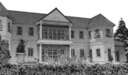 Tsukiyama estate exterior view