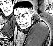 Fujishige Iba ferito