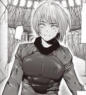 Mutsuki uniforme post tortura