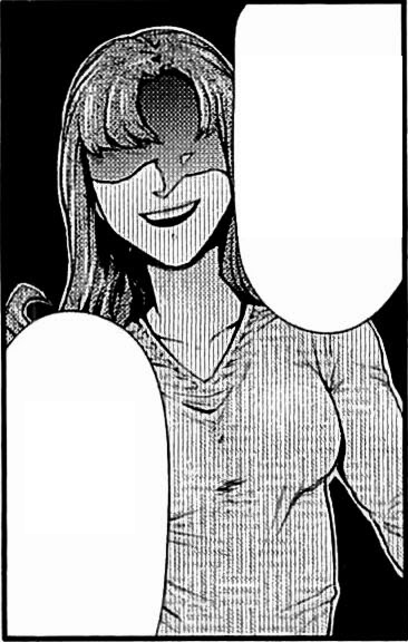 Ken Kaneki's aunt