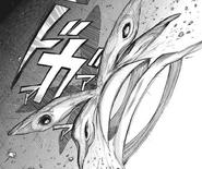 Hinami's koukaku kagune re84