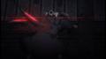 Seidou stabs Amon with his tentacle-like kagune anime
