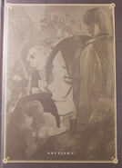 Tokyo Ghoul Zakki-re (Inside Backcover)