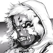 Enji's mask