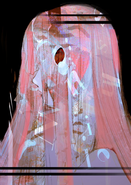Ishida's illustration of Cö shu Nie member on Miku Nakamura