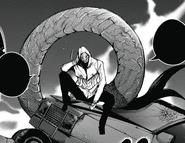 Nishiki's thicker kagune