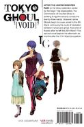 Tokyo Ghoul Void (Backcover US)