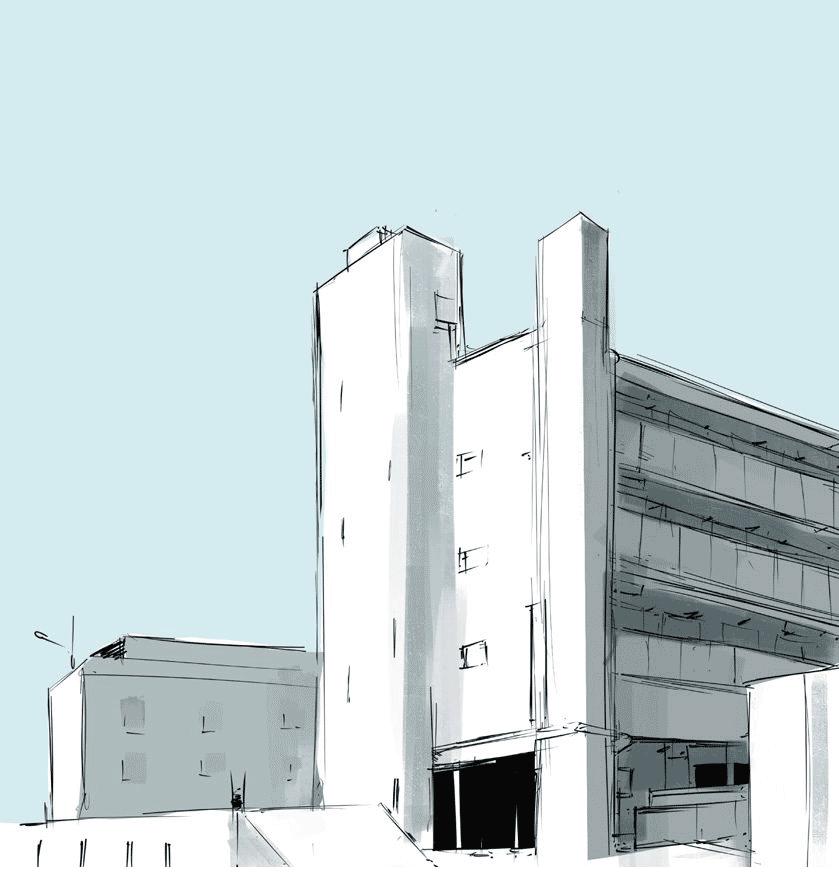 Госпиталь в 13-ом районе