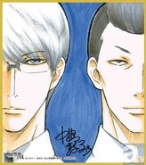 Jack Theater Special Art Arima and Taishi (Adults)