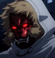 Demone scimmia anime