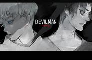 Devilman by Sui Ishida