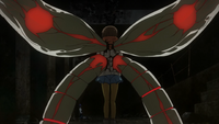 Hinami's Dual Kagune from her back.png
