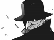 Yoshimura's mask