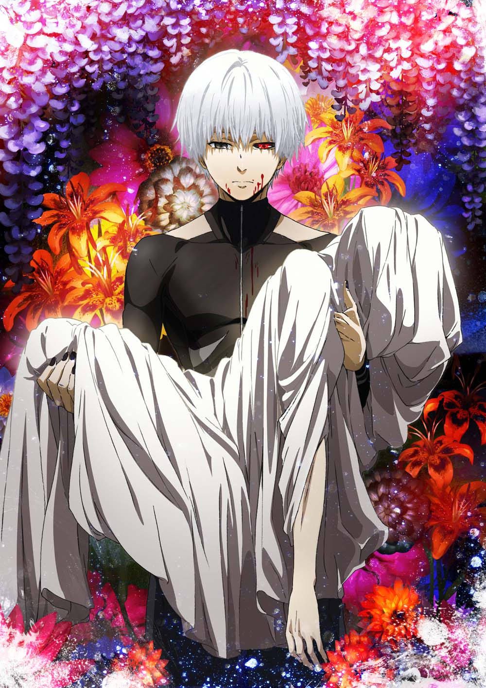 Tokyo Ghoul S2 BD Sub Indonesia Batch Episode 1-12 END