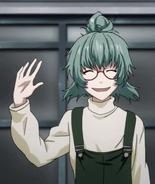 Takatsuki nell'anime