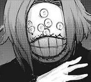 Kanae aogiri mask