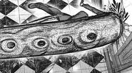 Roma's kagune – large tentacle