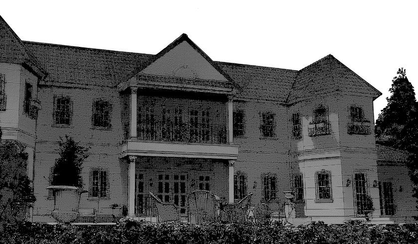 Резиденция семьи Цукияма