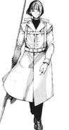 Koori Ui's special class uniform