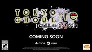 TOKYO GHOUL re CALL to EXIST - Announcement Trailer PS4, PC