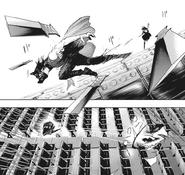 Ayato vs Juuzou