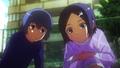 Young Touka and Ayato