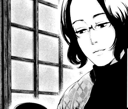 Madre di Ken Kaneki
