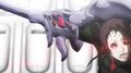 Shikorae's kagune blade anime