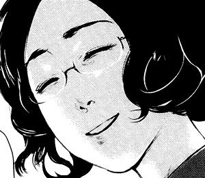 Ken Kaneki's mother