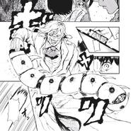 Kureo Mado and Fueguchi One