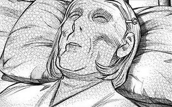 Akihiro Kanou's mother
