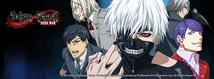 Tokyo Ghoul Dark War visual