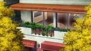 Anteiku's exterior view