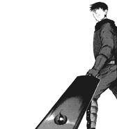 Kura two-handed (manga)