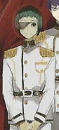 Mutsuki uniforme ufficiale