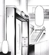 RC Scan Gate